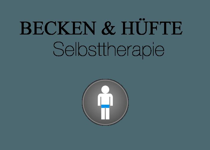 Becken und Hüfte Selbsttherapie Einfachgemacht Volker Horbach