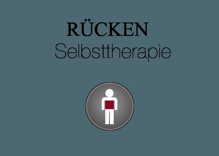 Selbsttherapie Rücken einfachgemacht