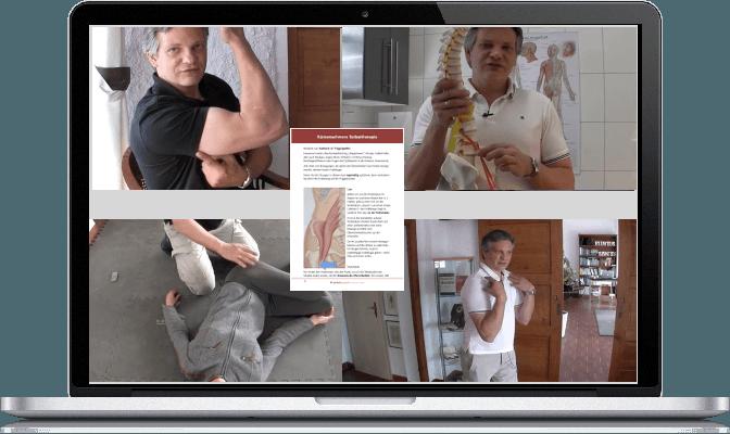 Selbsttherapie Videokurs Rücken einfachgemacht